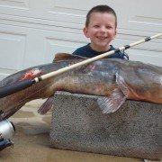 IGFA Confirms 5-year-old Angler's Catfish Record