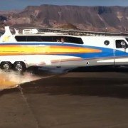This Transforming Boat Trailer Is the Coolest Boat Launcher Ever (VIDEO)