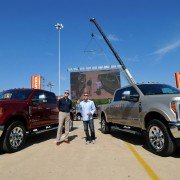 Ford unveils 2017 Super Duty