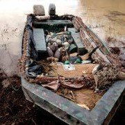 Duck hunters: Don't forget to drain, clean and dry
