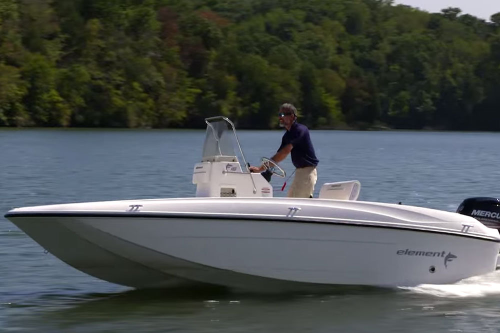 Bayliner F18: An 18 Foot Fishboat for Under 20K?