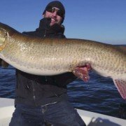 Minnesota Angler Catches Potential World Record Muskie