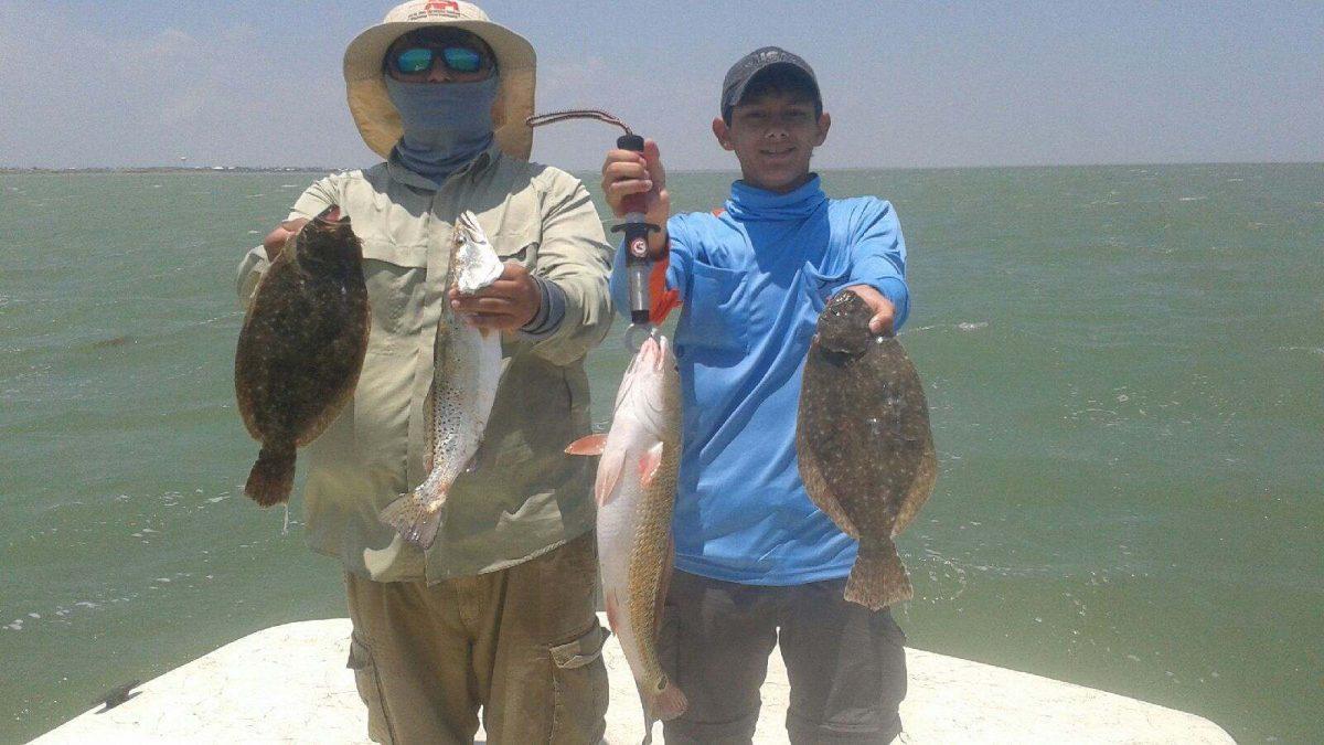 Port  Mansfield  fish trip