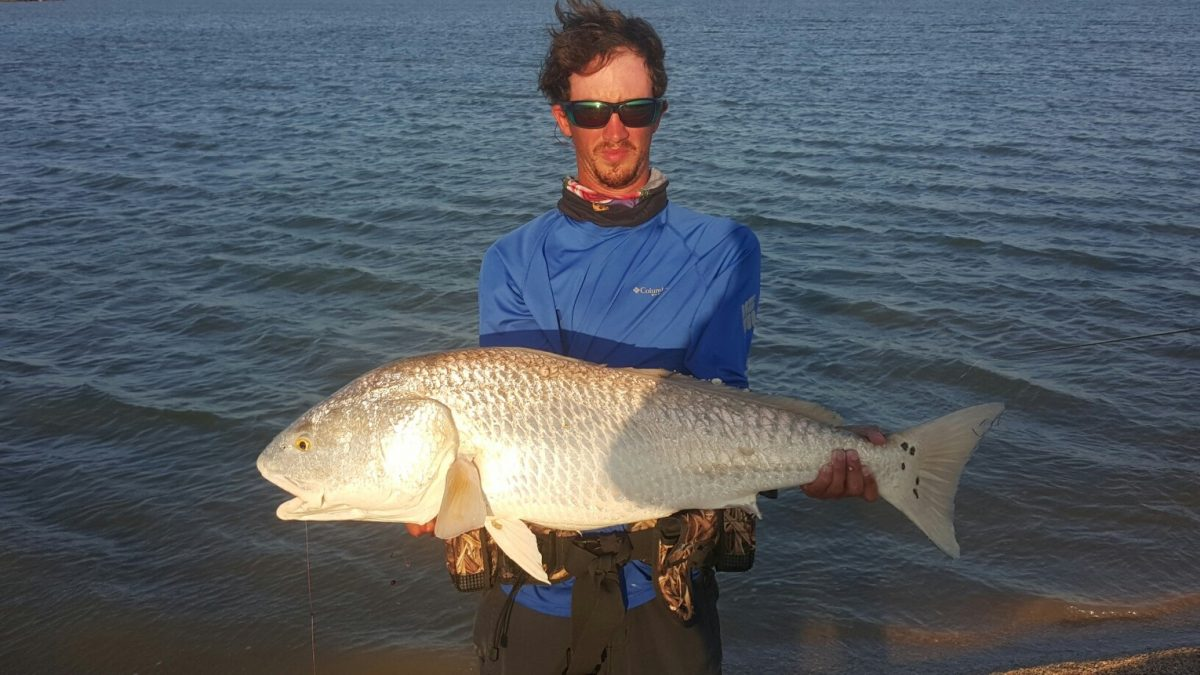 42 inch redfish