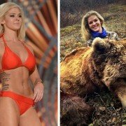 Hunting Show Host, Beauty Queen Theresa Vail Charged with Illegal Bear Kill