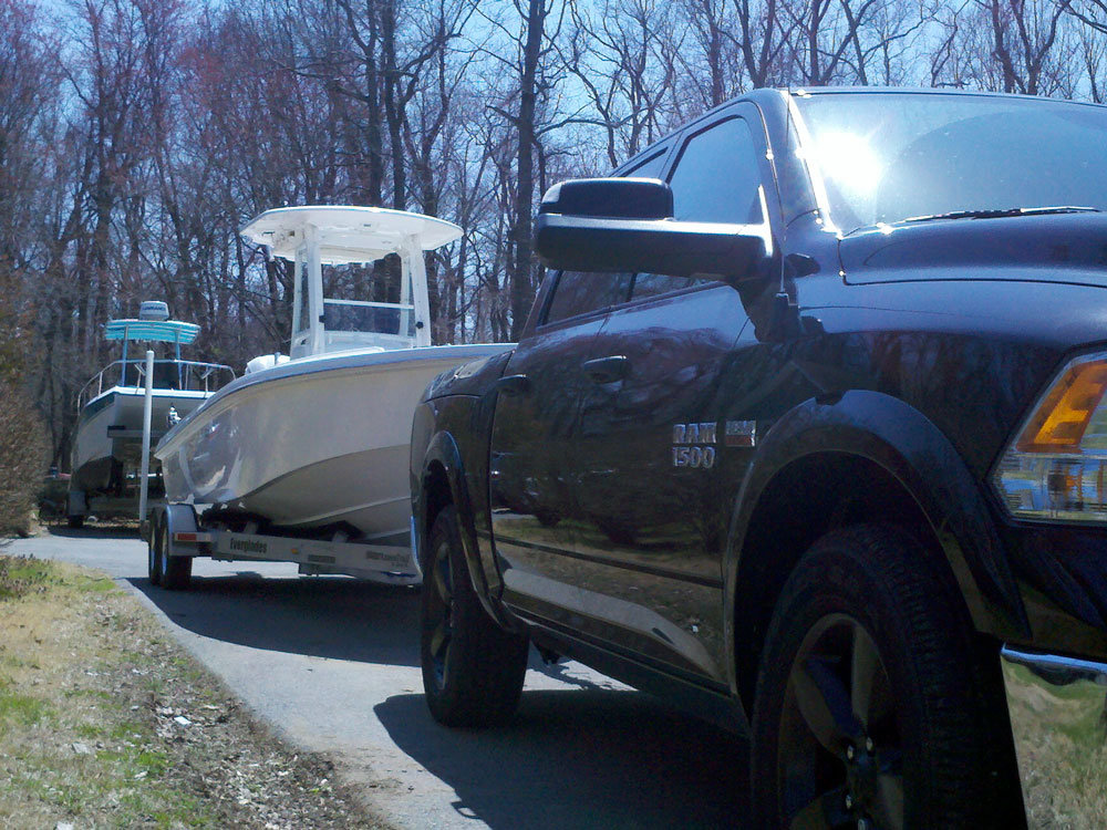 Choosing a Tow Vehicle? A Few Things to Keep in Mind
