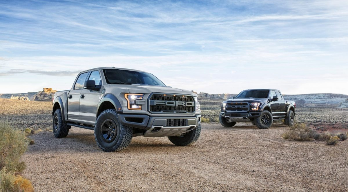 Ford F-150 Raptor SuperCrew is new for 2017