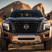 Nissan shows Titan Warrior concept