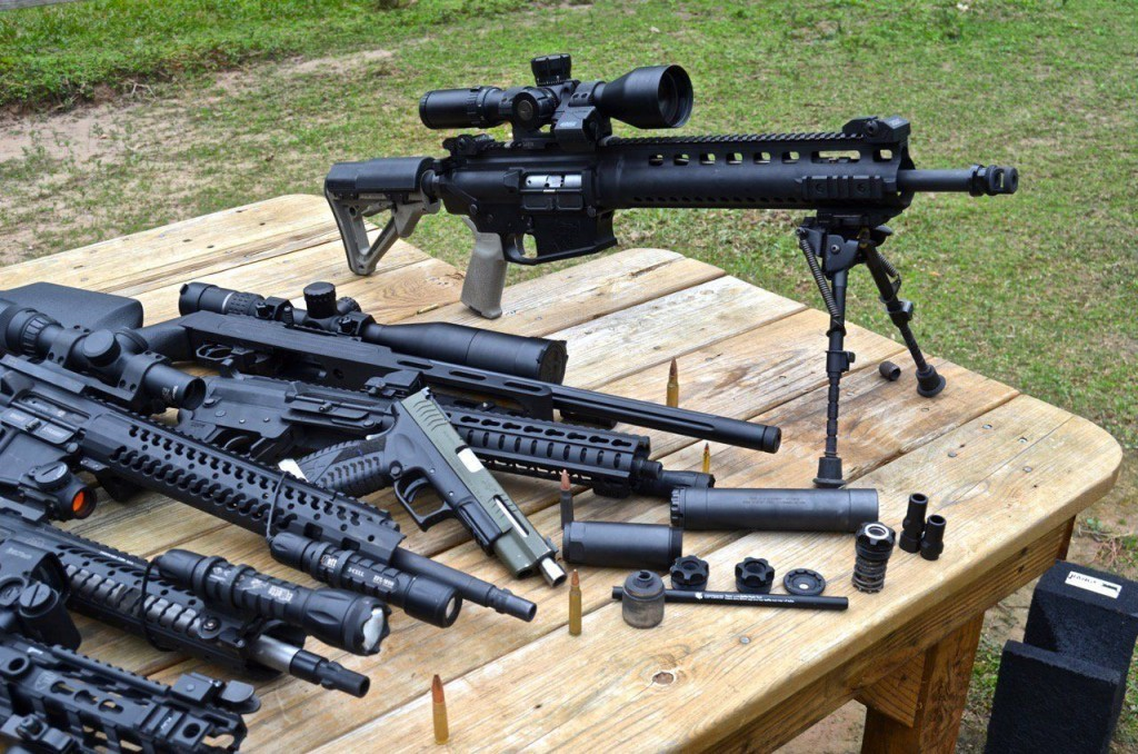 The Universal Suppressor - Griffin Armament Optimus Review