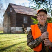 Video: 102-year-old Hunter Credits Long Life to God, Hard Work