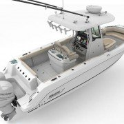 Miami Boat Show Preview: New Fishing Boats from Boston Whaler, Edgewater, Mako