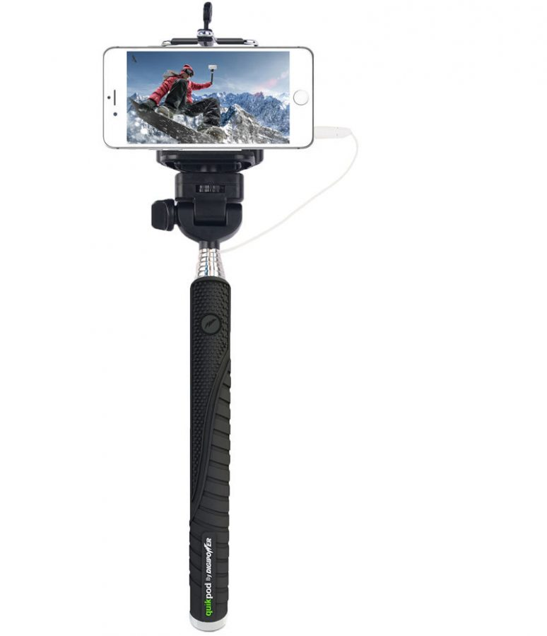 GoPro Video on Boats? Try re-fuel QuickPod Power Grip