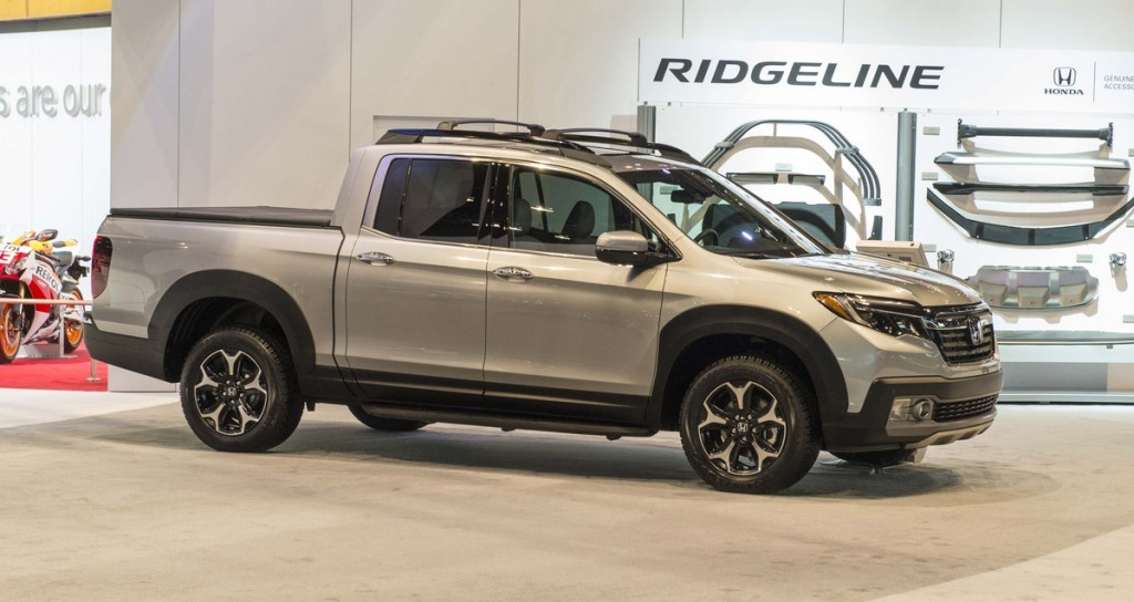Image Result For Honda Ridgeline With Running Boards