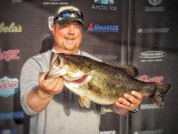 More big bass from Toledo Bend