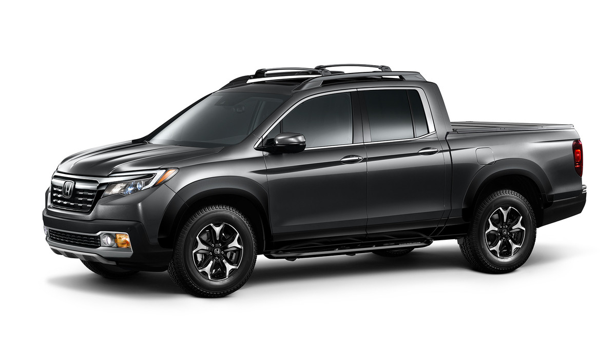 2017 Honda Ridgeline is more trucklike