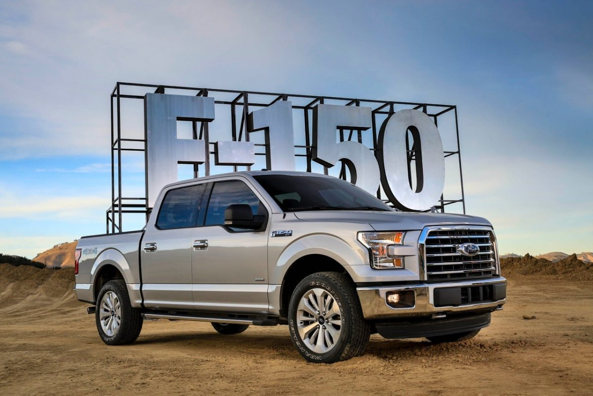NEW: Share a Ford lease with your outdoor buddies