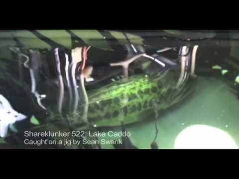 Jigs and giant bass (video)-including 16 pounder!
