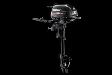 Suzuki 2.5 HP Outboard: A New Mini-Might