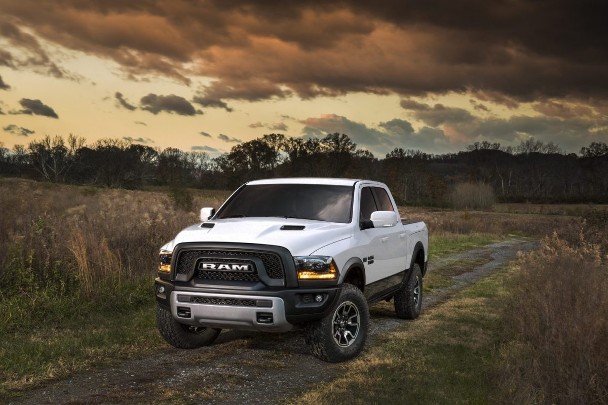 2016 RAM trucks receive Popular Mechanics award