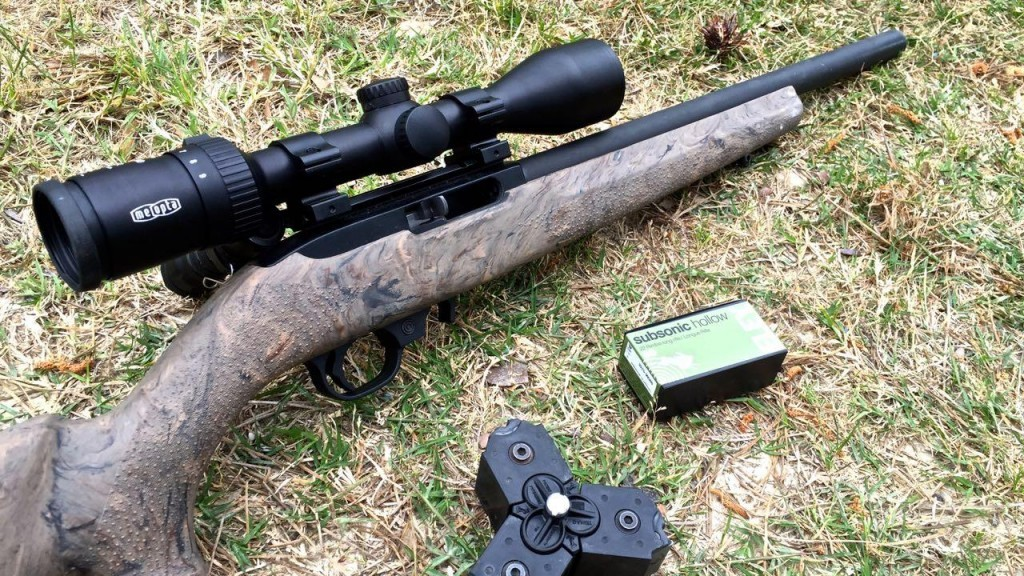 YHM Integrally Suppressed 10/22 [VIDEO]