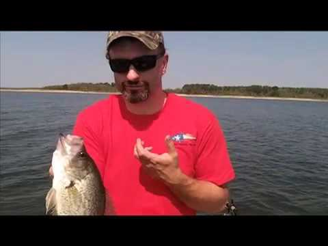 Crappie and cold fronts (video)