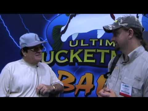 Even Pete Rose enjoys fishing! (video)