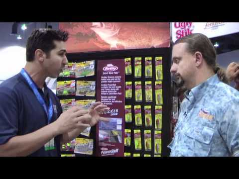 Gear Video: Berkley Flicker Shad