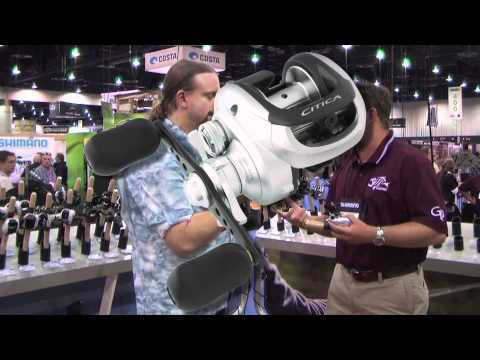 Gear Video: Shimano Citica Reel