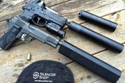 Griffin Armament .45 ACP Suppressor Review