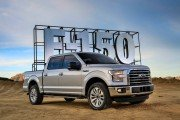 Ford F-150 rated best in IIHS front crash tests