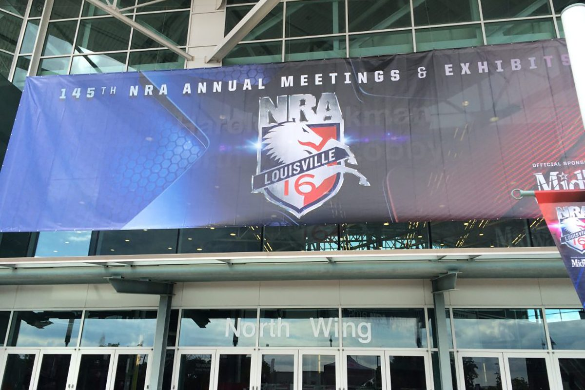 NRA Show 2016 Highlights - Part 1