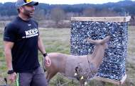 Long Range Archery - 160 Yard Grouping Video