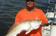 Texas Hotshots - My new record Redfish