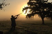 Texas Hotshots - Dove hunting in Washington County Texas