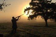 Texas Hotshots - Dove hunting in Washington County Texas