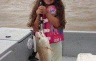 Texas Hotshots - Kaylee's Redfish