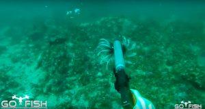 Underwater Suppressed Glock