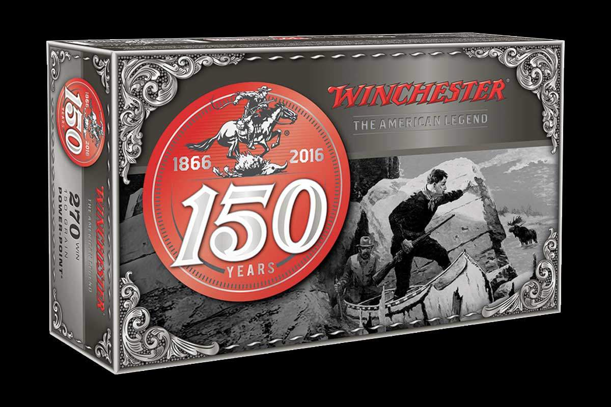 New Gear: Winchester® Commemorative Packaging