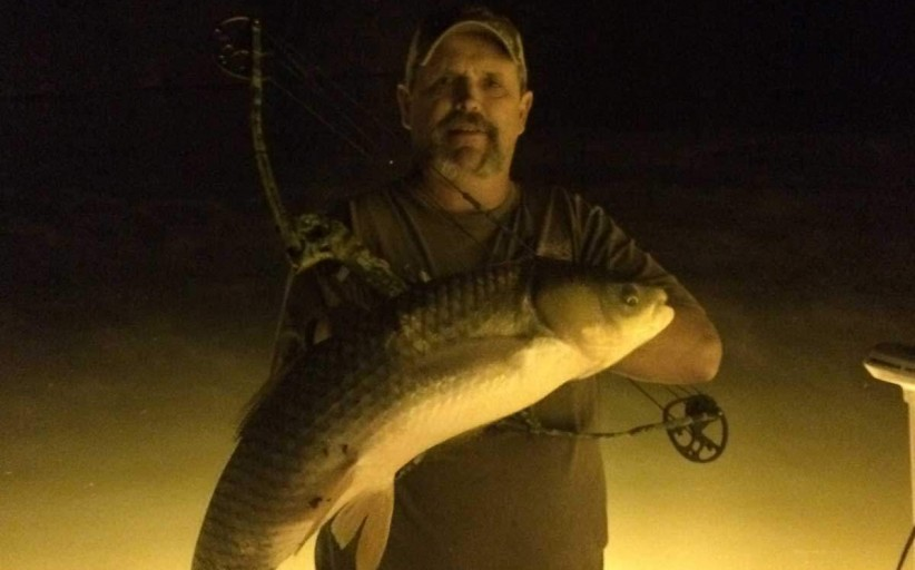 Bowfishing for Grass Carp: Solving an Overpopulation Problem