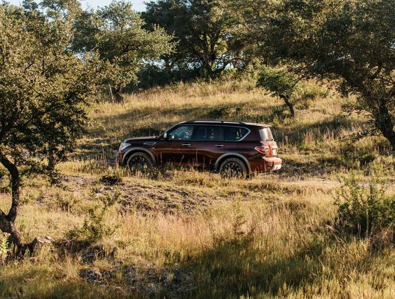 AUSTIN, Texas (Oct. 12, 2016) ñ The all-new 2017 Nissan Armada full-size SUV has been named ìSUV of Texasî by the Texas Auto Writers Association (TAWA) in its 2016 Texas Truck Rodeo, an annual event that puts the industryís best truck, SUVs and CUVs through a grueling two-day evaluation. The event, held this year at the 1,632-acre Longhorn River Ranch in Dripping Springs, Texas, included grueling on-road and off-road evaluations.