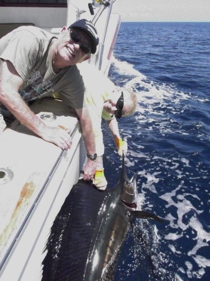 Texas Hotshots - 28 Sailfish in Two Days
