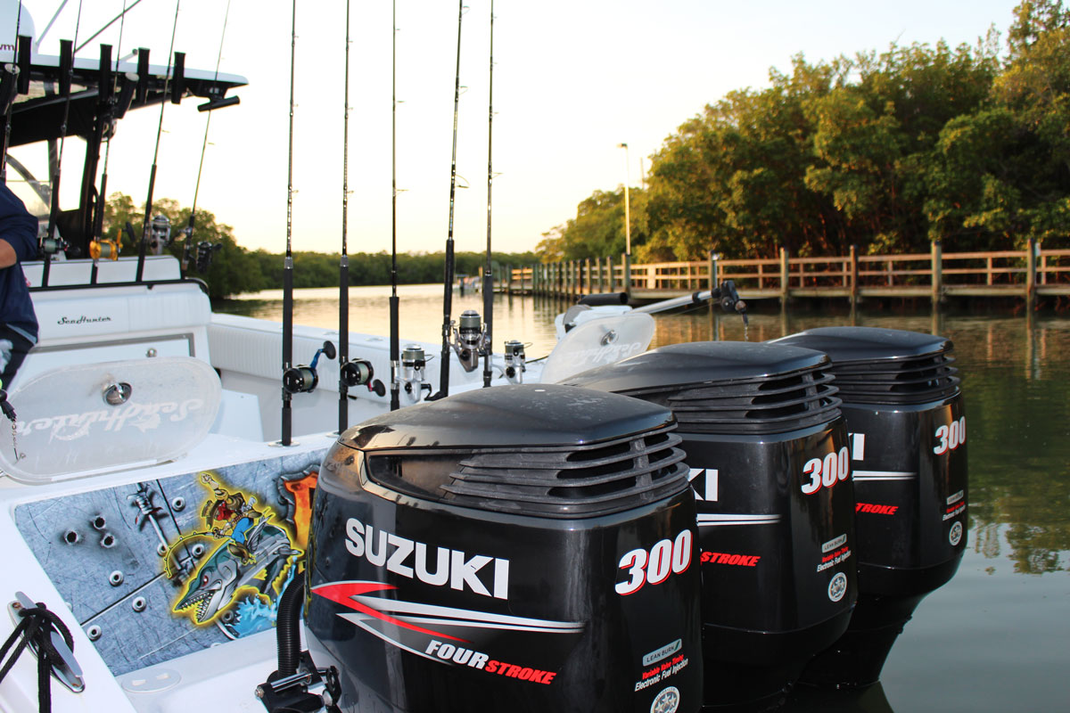 Twin Outboards, or Triples? The Pros and Cons of Each
