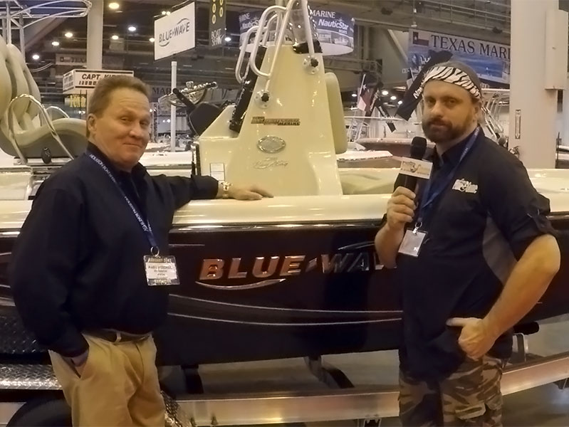 2017 Houston Boat Show - Day 1 Boating Coverage