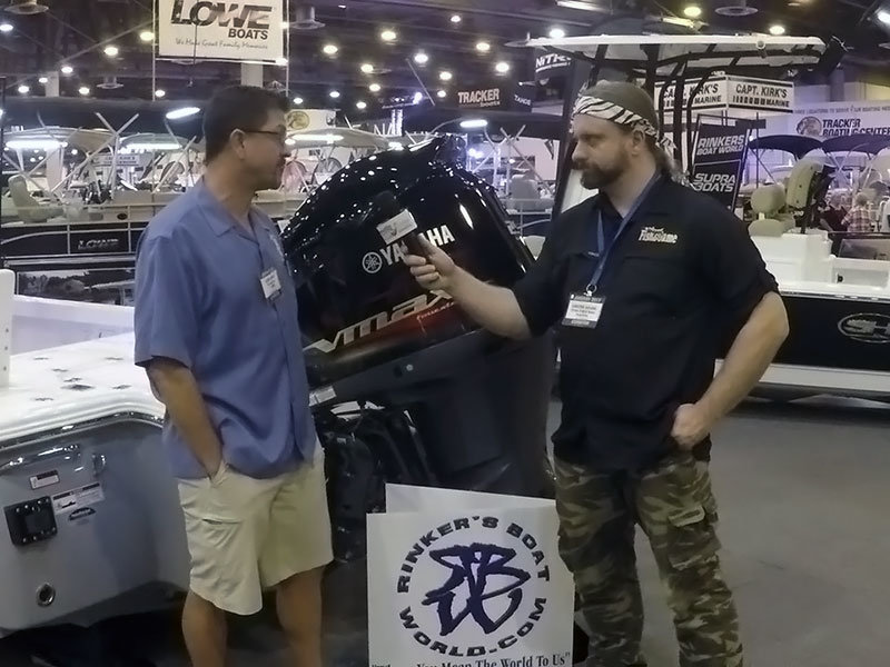 2017 Houston Boat Show - Day 2 Boating Coverage