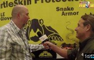 Snake Armor - 2017 SHOT Show