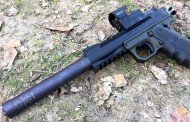 Q's El Camino Rimfire Suppressor