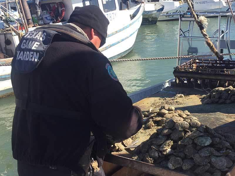 Texas Game Wardens Lead Successful Joint Operation Bahia de Aransas