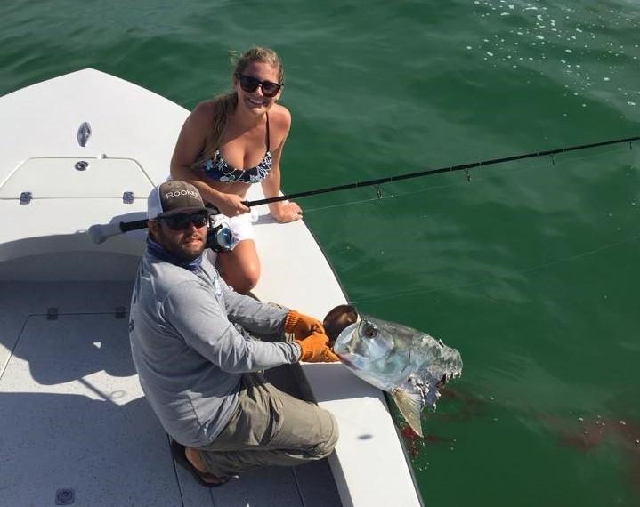 Shark Devours Angler's Catch in 5 Feet of Water (VIDEO)