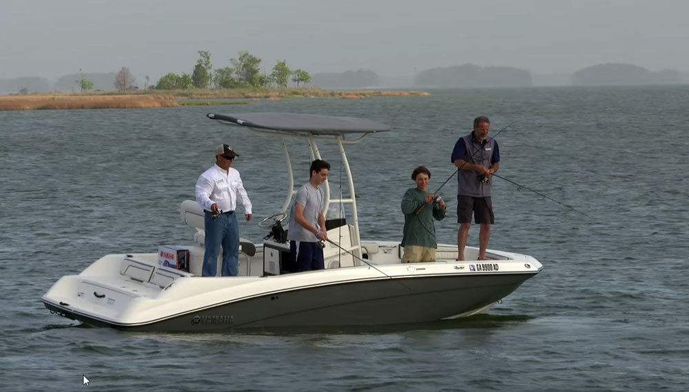 Should you consider a jet boat for fishing for Fishing jet boat