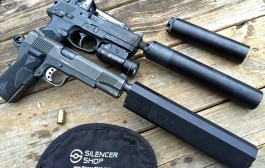 Griffin Armament .45 ACP Suppressor Review
